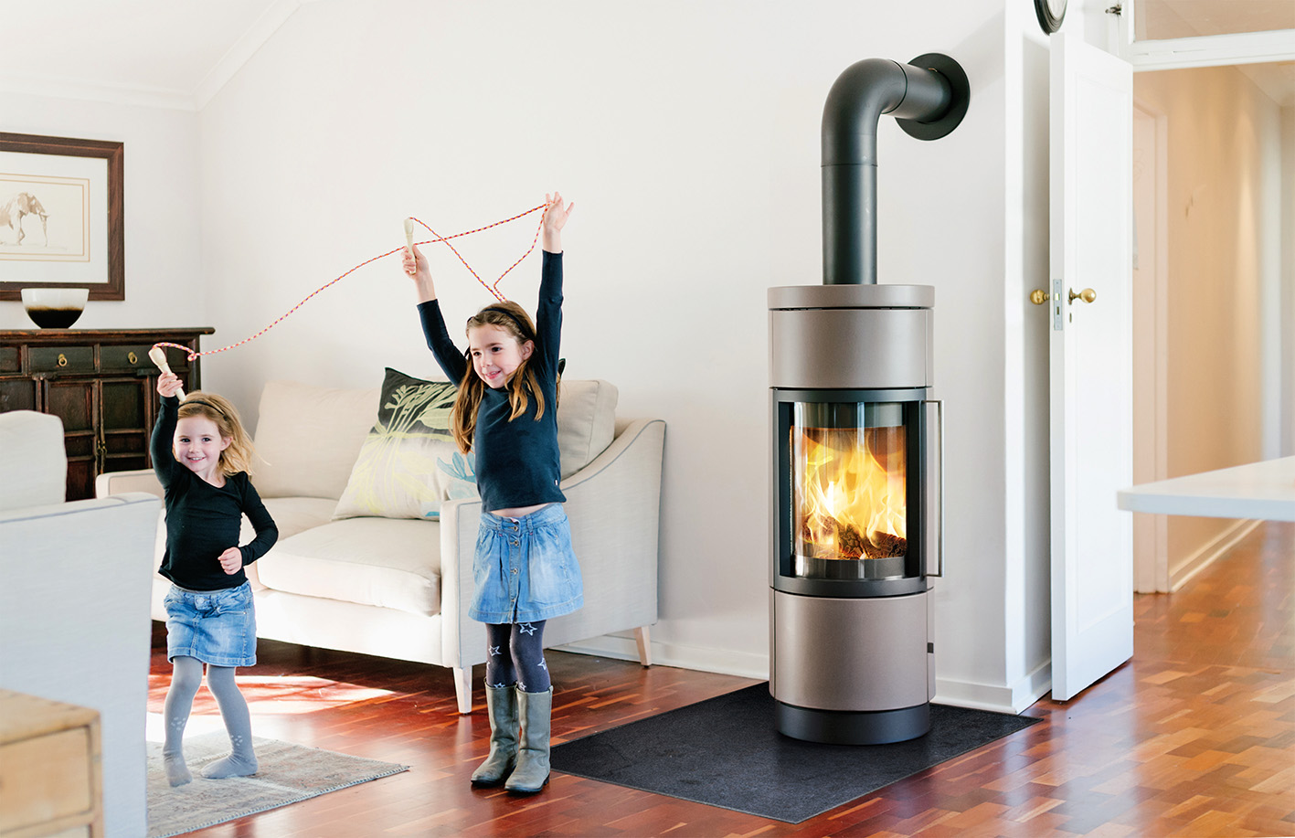 installation hase kaminofen magazin. Black Bedroom Furniture Sets. Home Design Ideas