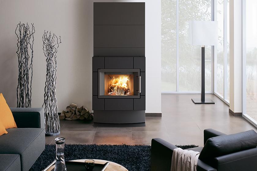 Amazing Moderne Kaminöfen: Inszenierung Des Feuers Im Wohnraum